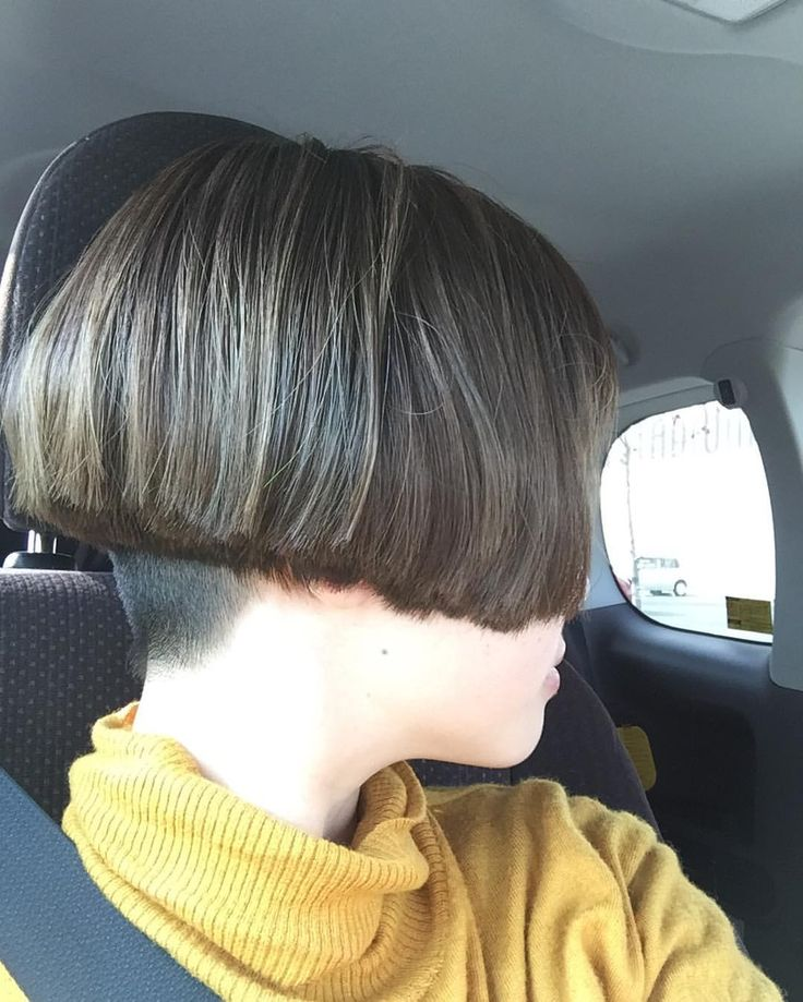 1000+ ideas about Shaved Nape on Pinterest   Undercut ...