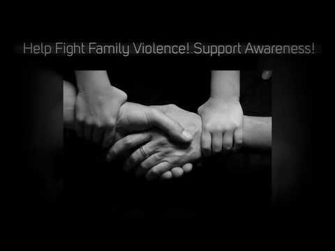 Help Fight Domestic Family Violence https://youtube.com/watch?v=sIm0t-aVbb4