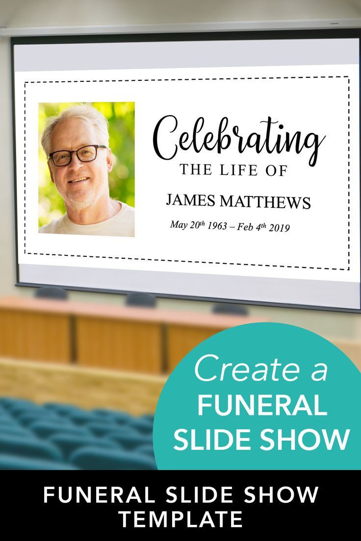 Share A Funeral Slideshow Presentation Of Your Loved One S Memories And Photos With Friends Celebration Of Life Funeral Templates Free Powerpoint Presentations In loving memory powerpoint template