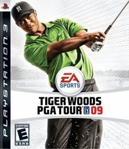 Tiger Woods PGA Tour 09 - PS3 Game