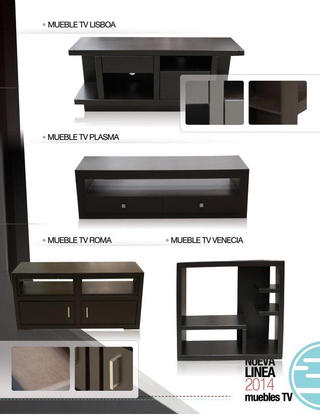 Las 25 mejores ideas sobre muebles para television en - Muebles de tele ...