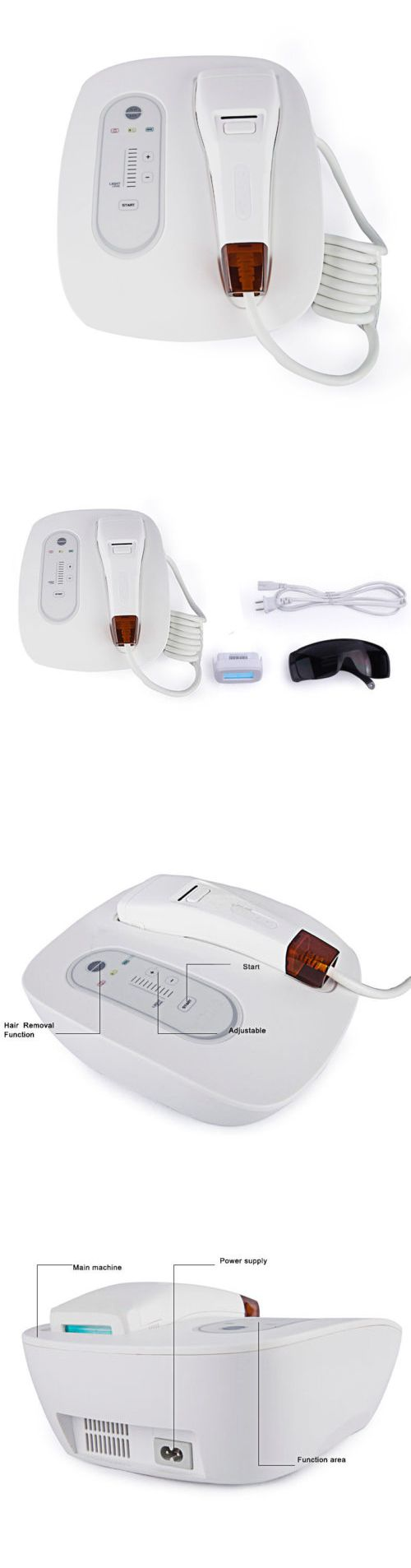 Laser Hair Removal and IPL: E-Light Ipl Hair Removal Skin Rejuvenation Reduces Wrinkles Beauty Machine -> BUY IT NOW ONLY: $289 on eBay!
