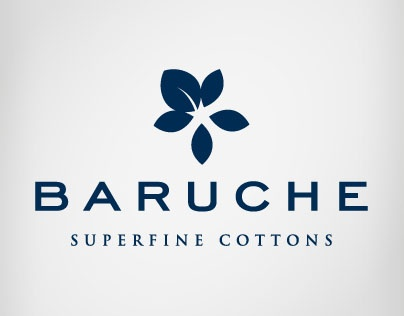 Baruche is a Mumbay based manifacturer of fine cotton fabrics and shirts providing quality products for international luxury and premium apparel brands.  We had to bring some character to a bland and stagnant corporate identity that eventually would've developed its own clothing brand.  We went for a cotton natural feel that would symbolize the quality and comfort of a premium cotton fabric.