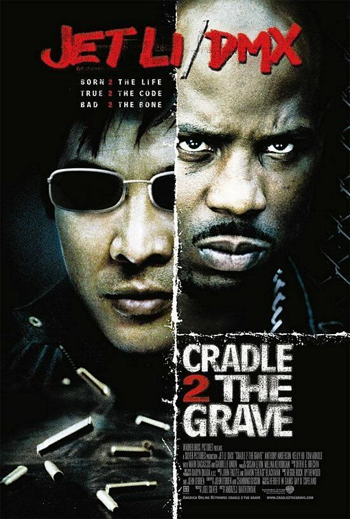 Cradle 2 The Grave , starring Jet Li, DMX, Mark Dacascos, Anthony Anderson. A jewel thief's daughter is kidnapped after he steals a collection of prized black diamonds, which aren't at all what they seem. #Action #Crime #Drama #Thriller