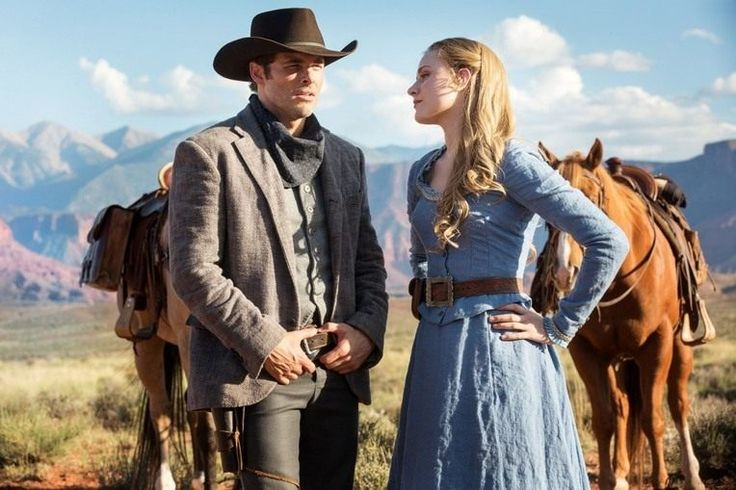 Kowboje i roboty, seks i przemoc, Anthony Hopkins i Evan Rachel Wood. Nowy serial HBO ma absolutnie wszystko!