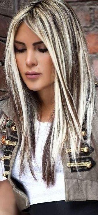 2019年夏の48の美しいプラチナブロンドの髪の色