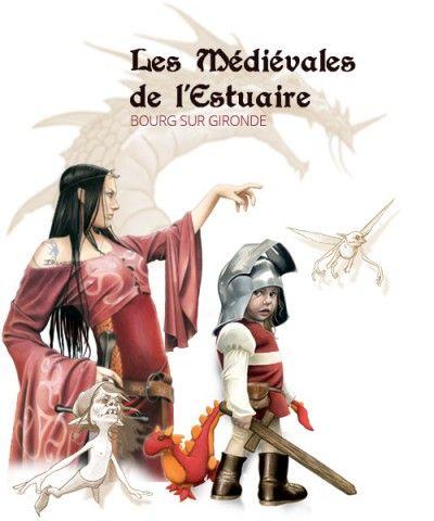 Les Médiévales de l'Estuaire - Bonbay Agence Internet