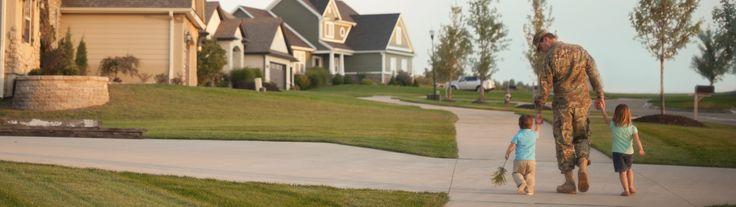 Veterans Guide to Homeownership | Real Estate News & Advice | #military #vetran #home #advice http://www.realtor.com/advice/guides/va-loan/
