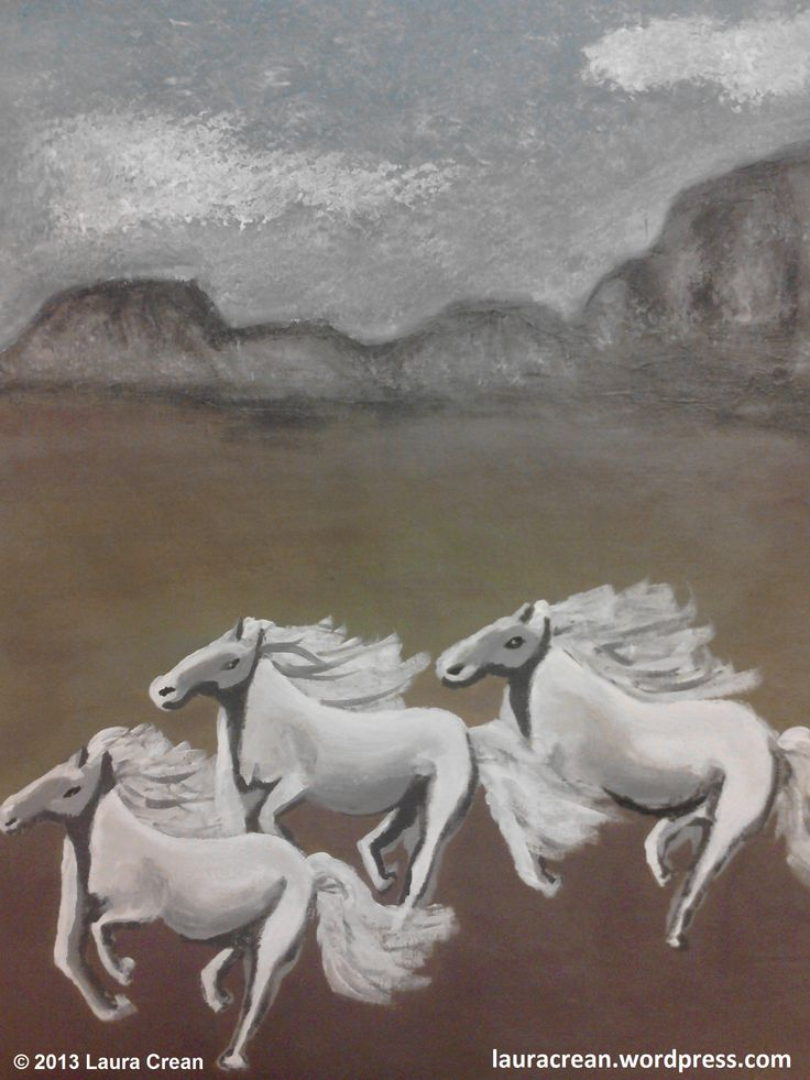 Wild Horses http://lauracrean.wordpress.com/