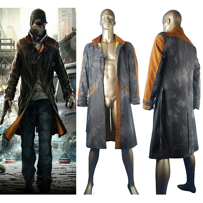 How To Wear Wrenches Mask In Watch Dogs