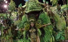 L' Albero di Natale: Carnevale 2016 a Rio di Janeiro