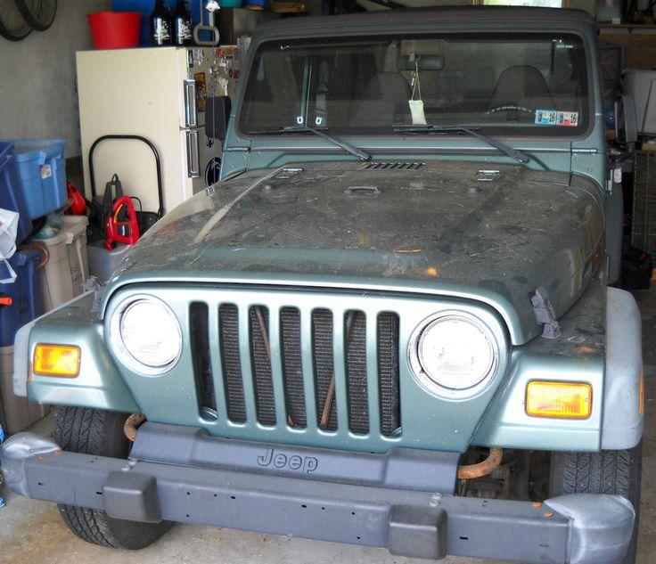 #Jeep #Wrangler #JeepWrangler #FiveSpeed #5Speed #StickShift #Stick #JeepforSale #Jeep4Sale #SUV #RagTop #SoftTop #Vehicle #Car #CarforSale #Car4Sale