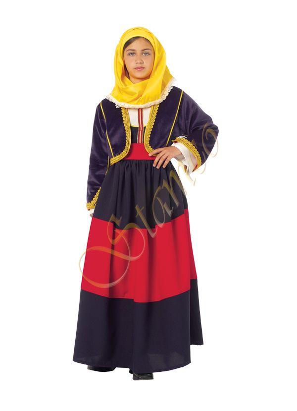 maniatissa  many Greek costumes of region