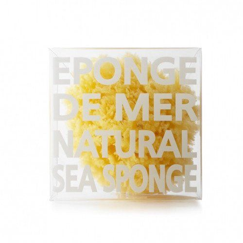 This natural sponge from the Mediterranean Sea will turn your bath into a moment of soothing pleasure. Sea sponges are renowned for their gentle cleansing and exfoliating qualities and will leave your