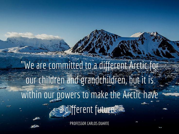 #climatechange #arctic #WEP2016