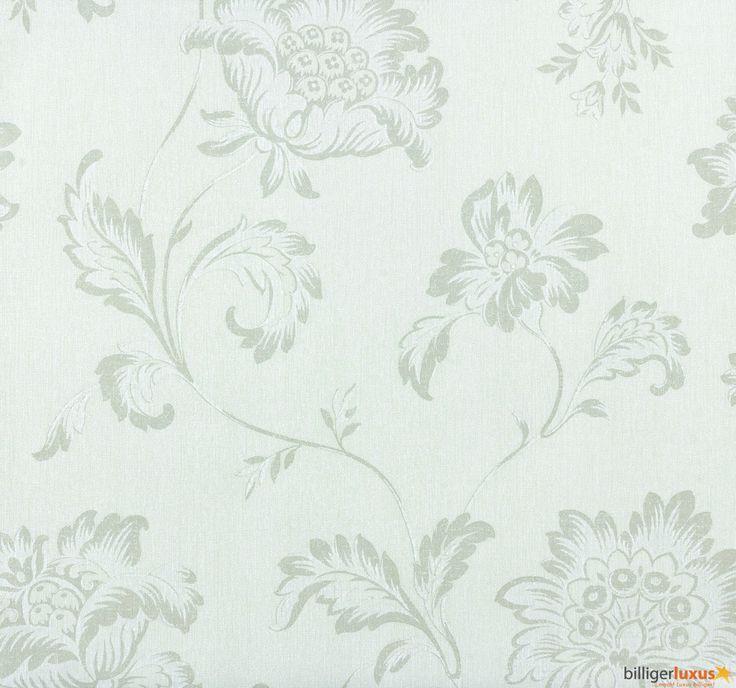 Marburg Wallpaper Astoria non-woven wallpaper 53719 floral cream beige Wallpapers Marburg Astoria