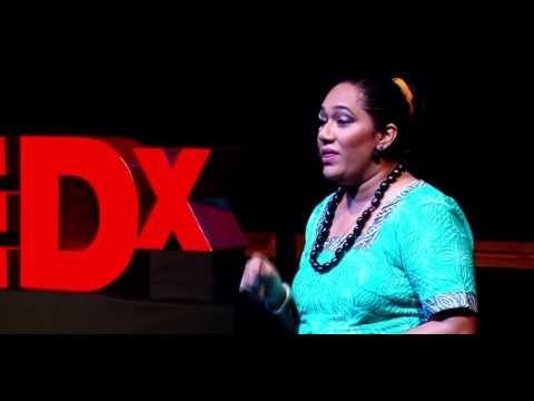 Tattoo and Tapa: Reclaiming Pacific Symbols | Frances C. Koya Vaka'uta | TEDxSuva - YouTube - 20mins - lots of good stuff on themes/messages/values in pacific arts