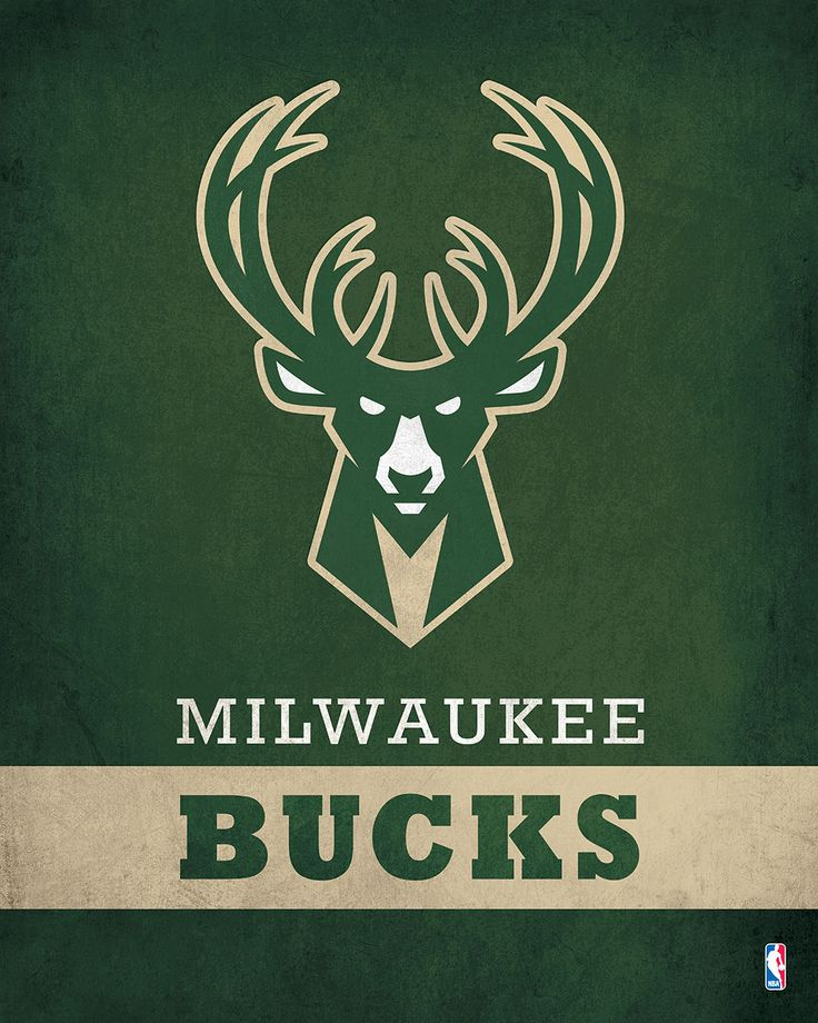 Milwaukee Bucks Logo $24.99
