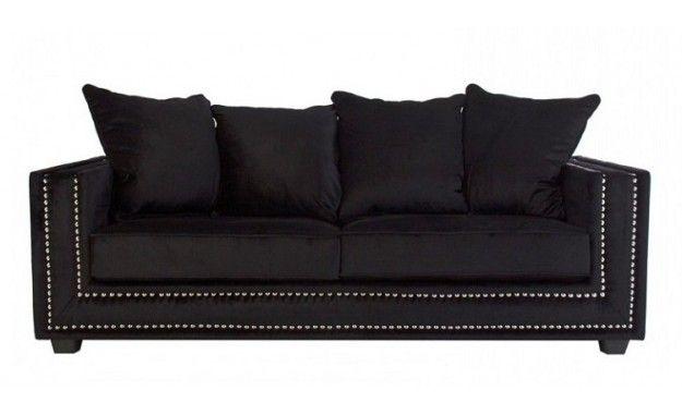 Las 25 mejores ideas sobre sof negro en pinterest - Mejores sofas madrid ...