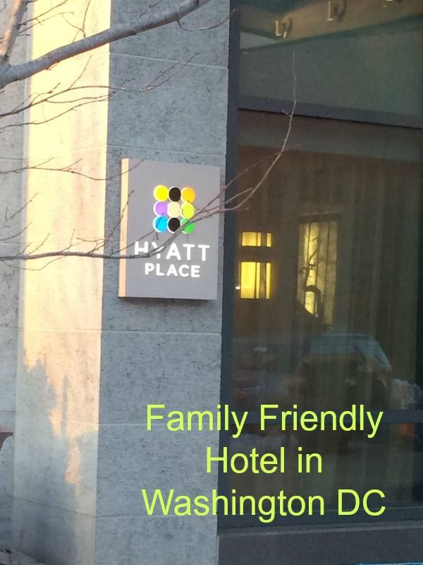 Headed to our nation's capitol and need a place for your large family to stay. Here is one of the best hotel for family travel in the Washington DC area.