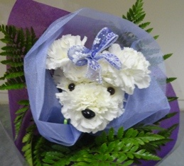 Cute presentation bouquet for Dance Recitals!