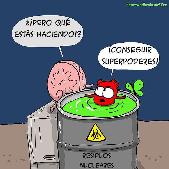 Nick Seluk corazon cerebro heart brain13