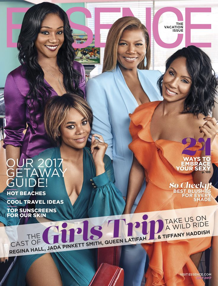 The comedy stars Jada Pinkett Smith, Queen Latifah, Regina Hall and Tiffany Haddish as the group travels to New Orleans for ESSENCE Festival. | ESSENCE.COM