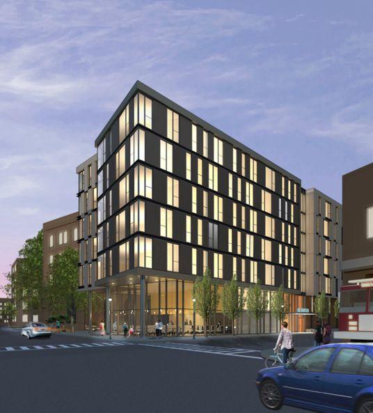 600 Harrison Avenue | Boston Redevelopment Authority