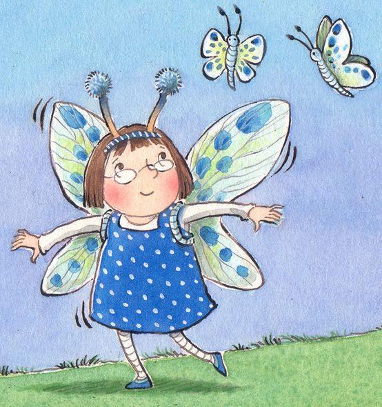mary hall - professional children's illustrator, view portfolio