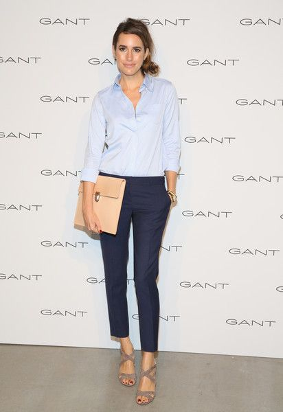 Louise Roe Photos Photos - Louise Roe attends House of Gant Presentation during Spring 2016 New York Fashion Week on September 10, 2015 in New York City. - House of Gant - Presentation - Spring 2016 New York Fashion Week