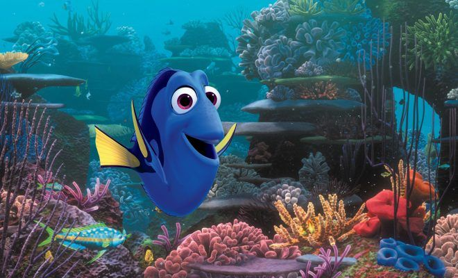 Win one of two Finding Dory hampers