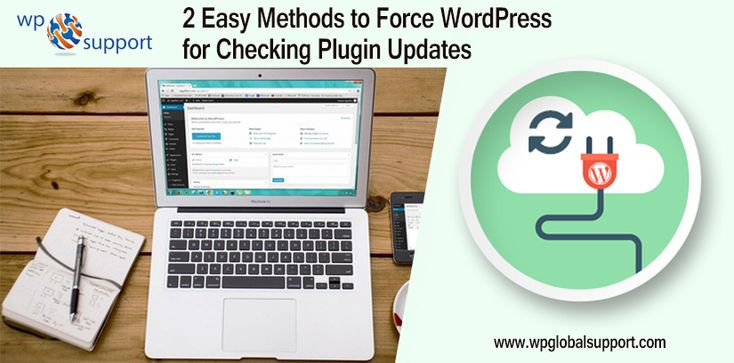 In this tutorial, we will show you the simple methods to force WordPress for checking plugin updates.WordPress automatically exhibit plugin update when they are available. But, if you require updating a plugin immediately, there are some other ways to force update in WordPress.