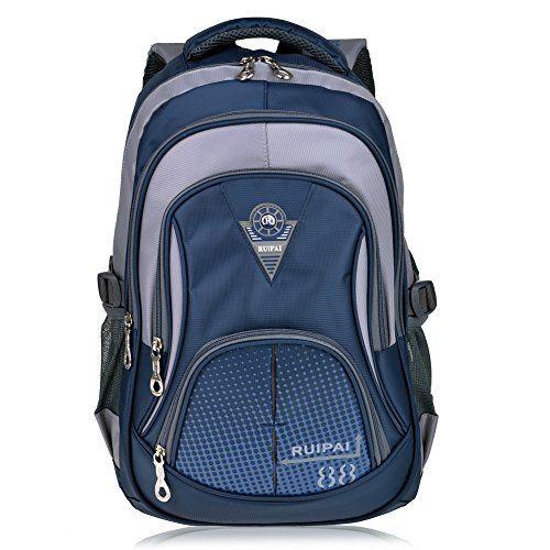 #Vbiger #Schulrucksack #Schulranzen #Sportrucksack #Backpack für #Mädchen #Jungen #Damen…