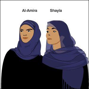 Muslim veils, Part II
