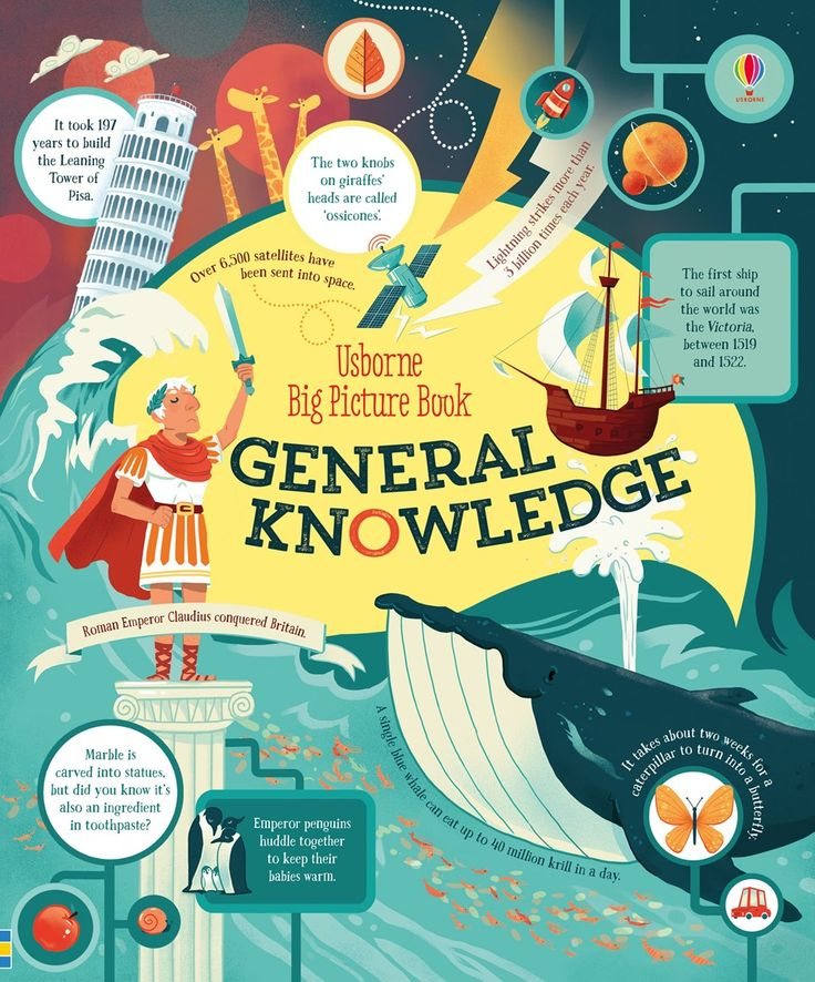 """Find out more about """"Big picture book of general knowledge"""", write a review or buy online."""