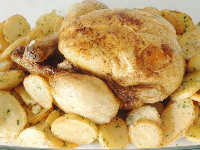 Poulet cuisson basse température : la recette d'Aux-Fourneaux !