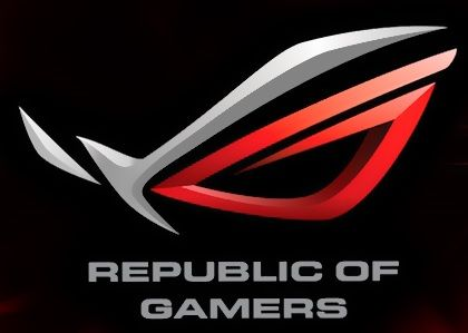 REPUBLIC OF GAMERS Stay tuned : www.facebook.com/PCWhisperer.gr