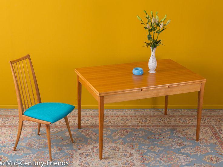 50er Esstisch, Tisch, 60er, Vintage  Products and Vintage ~ Esstisch Vintage