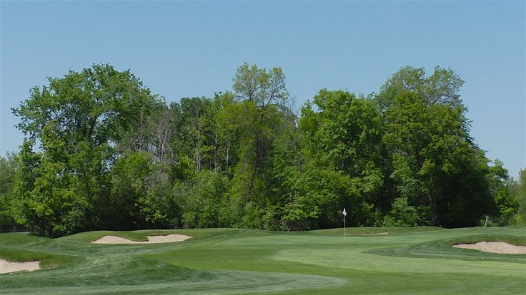 Niakwa Golf Club, Winnipeg, Manitoba, Canada. Video still from a Panasonic HC-V770 video camera.