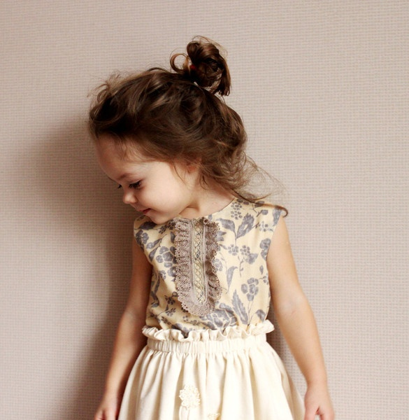 Summer Blouse — My Addies Attic: Little Dresses, Little Girls, Kids Fashion, Outfit, Messy Buns, Baby Girls, Future Kids, Girls Fashion, Summer Girls