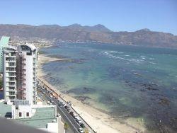 Strand Self Catering Apartment Cape Town - Oceanview 87  http://capeletting.com/false-bay/gordons-bay/oceanview-87/