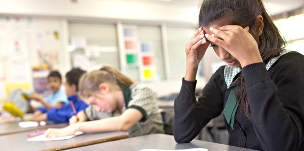 Why is it we focus on grades and attainment more than the health and wellbeing of our kids?   #Education #children #exams #stress #anxiety #health #wellbeing #UnimedLiving