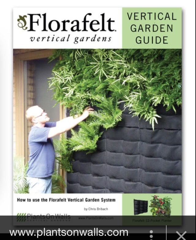 Vertical gardening guide