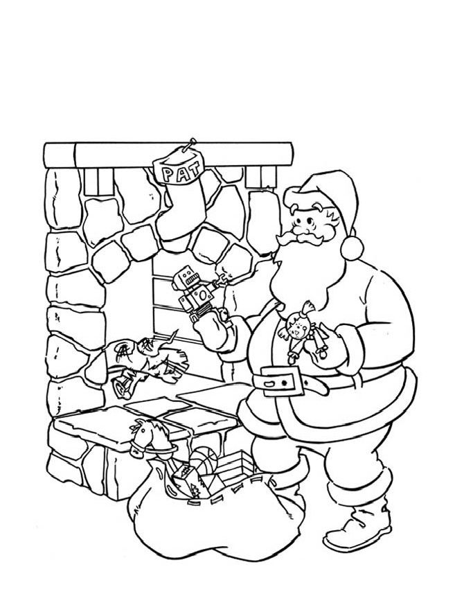 66 best Christmas images on Pinterest | Coloring books, Coloring ...