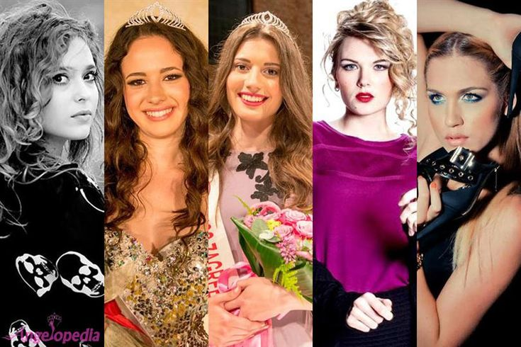 Miss Croatia World 2015 Top 5 Hot Picks