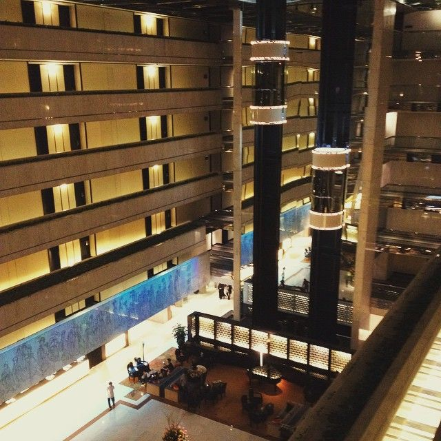 Hotel Concorde #Singapore