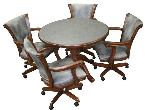 Dining Room Chairs On Wheels Design Inspiration The Most Dining