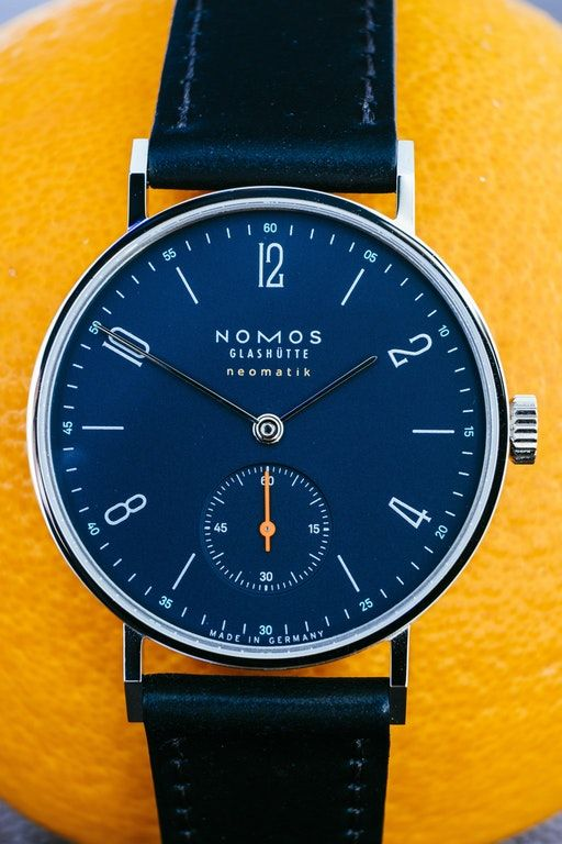https://www.reddit.com/r/Watches/comments/8ci2o7/nomos_tangente_neomatik_nachtblau/