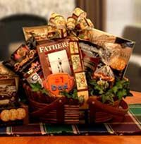 The World's Greatest Dad Father's Day Gift Basket