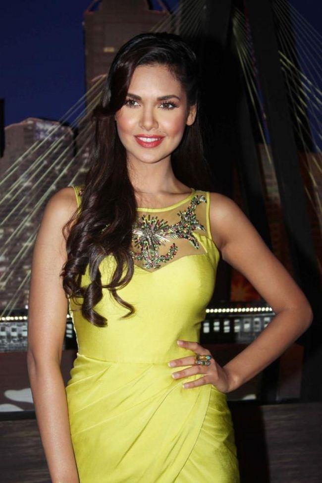 Femina Miss India 2007, Bollywood actress Esha Gupta